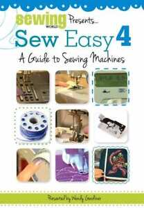 Sew Easy 4 - A Guide to Sewing Machines - Sewing DVD