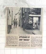 1974 Zodiac House, Rose Lane, Digey St Ives Hideous Shop