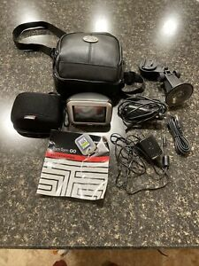 TomTom GO 300 Portable GPS Navigation System With Bag And Accessories - Tested