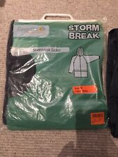 Regatta Storm Break waterproof jacket and Trousers M