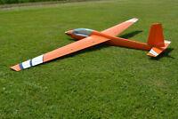 SWIFT S1 in Carbon Hartschale , Spannweite 2,7m, Profil MH-SD Strak