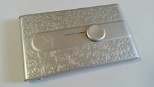 Automatic Business Card Holder (SILVER VERSION)