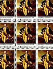 1977- Washington At Princeton - #1704 Full Mint -Mnh- Sheet of 40 Postage Stamps