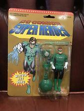 1990 - Toybiz  - DC Comics - Super Heroes  Action Figure - ⭐️GREEN LANTERN ⭐️