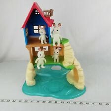 Sylvanian Families  Set 5229  Secret Island Playhouse, VGC