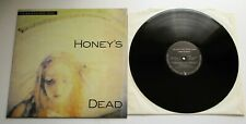 The Jesus And Mary Chain - Honey's Dead UK 1992 Blanco Y Negro LP