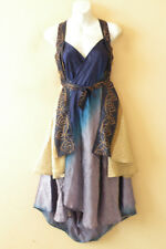 "M444 Beach Wear Vintage Silk Magic 30"" Length Wrap Skirt Halter Tube Dress + DVD"