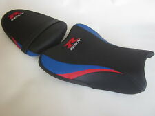 S61 Suzuki GSXR 1000 K7 K8 Seat cover upgrade-Blue/Red/Black-SET