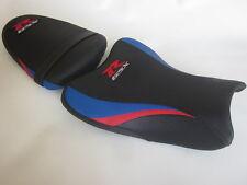 S61 Suzuki GSXR 1000 K7 K8 Seat cover upgrade-Blue/Red/Black-SET