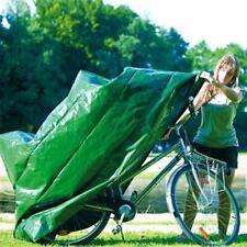 hochwertige Fahrradgarage aus stabiler PE Gewebeplane Schutzhülle Abdeckplane