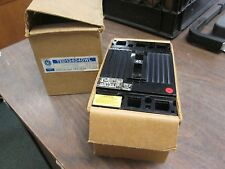 GE Circuit Breaker TED134040WL 40A 480V 3P New Surplus