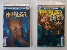 The HELLBLAZER # 1 - 13. DC Universe Rebirth - 2016/17. USA Comic. Z. 0-1/1
