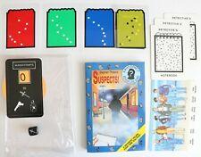 Book Adventure Game - Stephen Thraves  Suspects! 1991 - VGC