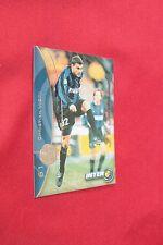 Figurina INTER CARDS 2000 DS n. 61 VIERI FIGURINA SPECIALE SENZA AUTOGRAFO