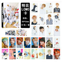 30Pcs/set KPOP NCT NCT DREAM We Go Up Album Posters PhotoCard Lomo Card