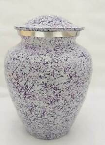 PraiseDeco Aluminium 200 lb cremation funeral urn for the loved one