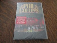 dvd PHIL COLLINS going back live at roseland ballroom, NYC