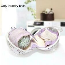 Ball Bra Bubble Protect Washing Laundry Washer Machine Saver Double Protect J9A9
