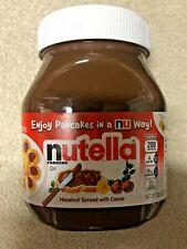 Nutella Hazelnut Spread Jar 26.5 oz
