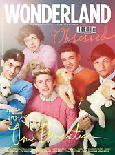 WONDERLAND Magazine One Direction Harry Styles Zayn Malik Xavier Dolan Kesha NEW