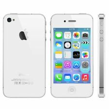 APPLE IPHONE 4S 16GB WHITE UNLOCKED SMART PHONE New and Boxed
