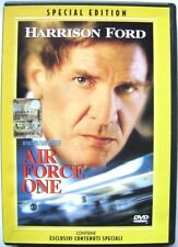 Dvd Air Force One - Special ed. Ologramma tondo di Wolfgang Petersen 1997 Usato