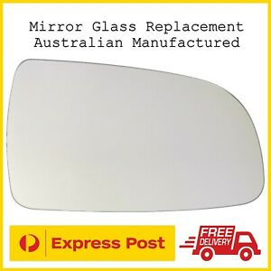 Holden Barina TK Sedan 2006-2011 Right Drivers Side Mirror Glass Replacement