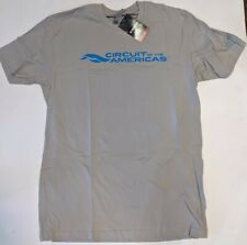 Circuit of the Americas Mens Licensed Men's Logo T-shirt NWT L