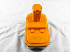 2pcs 18V3AH FOR RYOBI 1322705,1323303,1400672,130224007 Power Tool Battery