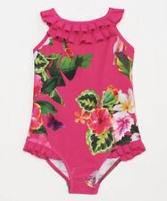New Lola And Maverick Baby Girls Swimsuit Size 6-9 Months