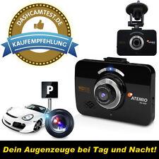Atemio Auto Kamera RoadView RV-900 Basic - HD Car DVR / DashCam + 16 GB SD Card