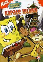 SpongeBob Squarepants - Karate Island [New DVD] Full Frame, Dolby
