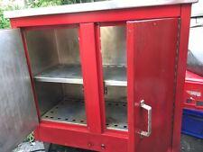 Armoire chauffante à 2 portes - Chauffe Assiettes électrique professionnel inox