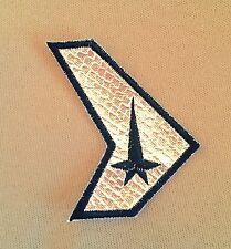 Star Trek Enterprise Uniform Insignia Patch - Command USS Defiant TOS Style