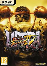 Ultra Street Fighter IV PC Brand New Factory Sealed