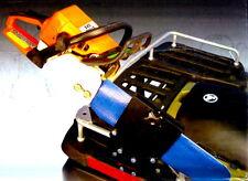 New CABELA'S ATV UTV Chainsaw Holder Carrier Universal Rack Mad Dog Stearns