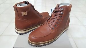 Lacoste Men's Montbard Boot 2 Casual Leather Boots Shoes US8  -  US11.5