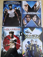 X-Men WolwerineX-Men 2Wolwerine - Le combat de l'immortel X-Men First Class