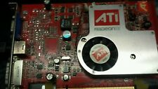 used ATI RADEON X700 Pro PCIe 256M p/n 109 a37901 00 with rca cable hook up more