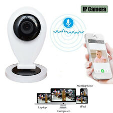 Wifi Baby Monitor Two-way Talk IP Camera Night Vision Motion Detection Real-time