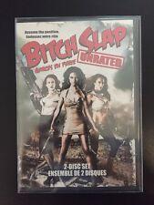 BITCH SLAP Garces En Furie 2x DVD cummings voth CANADA 2009 UNRATED Version