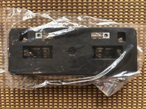 BRAND NEW OEM FRONT LICENSE PLATE BRACKET LEXUS RX350 RX450h 2016-19 52114-48400