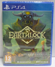 EARTHLOCK FESTIVAL OF MAGIC SEALED PLAYSTATION PS4 NEW