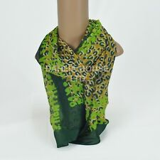WOMEN FASHION STYLE new small  LEOPARD  PRINT SCARF SHAWL 6 COLORS Polyester