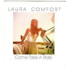(FI790) Laura Comfort, Come Take A Ride - 2014 CD