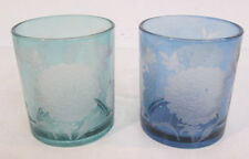 Portavelas de vidrio para el hogar