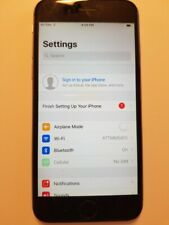 Apple iPhone 6 - 64GB - Space Gray (Unlocked) A1549 (GSM) Overall Good