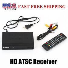 FTA HD Digital ATSC TV Tuner HDMI Set Top Box Converter Receiver Decoder 1080P N