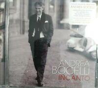 Incanto Andrea Bocelli - CD