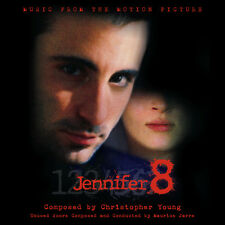 Jennifer 8 - 2 x CD Complete - OOP - Christopher Young / Maurice Jarre
